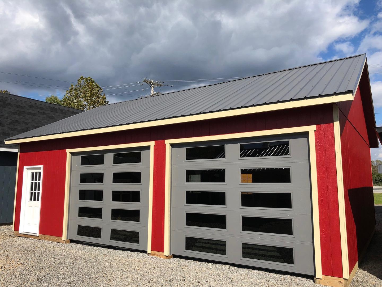 Garage Builders Sheds Stone Creek Structures Coraopolis Pa