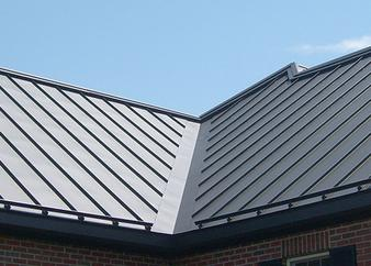 standing seam metal roofing in Houston; metal roof in Houston; Houston roof contractors