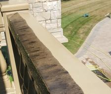 railing cleaning, ballister cleaning, dryvit cleaning, exterior cleaning