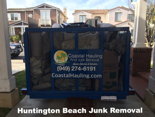 Junk Removal Huntington Beach