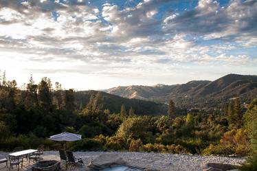 Bella Vista Bed & Breakfast, What a view!