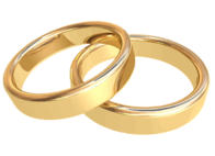 Gold Rings Pixabay Graphic