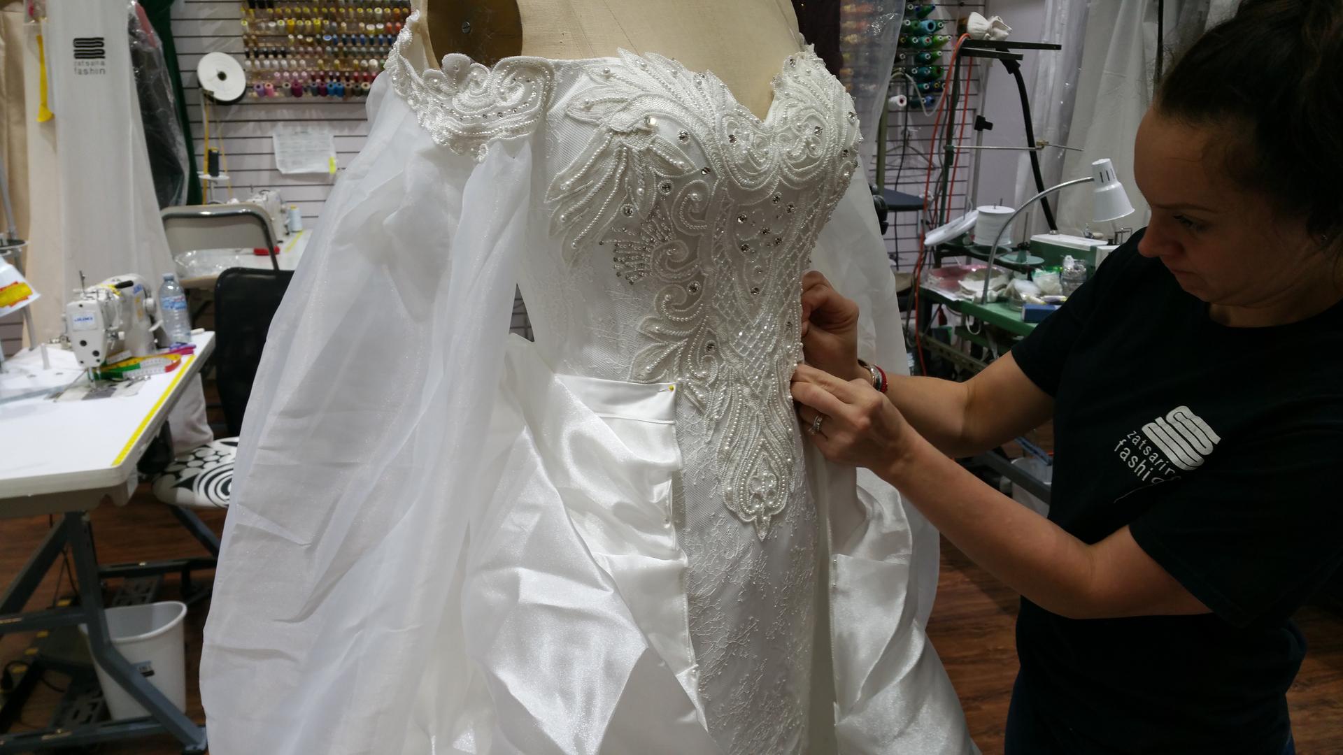 Bridal dress alterations, Prom alterations, Wedding dress design