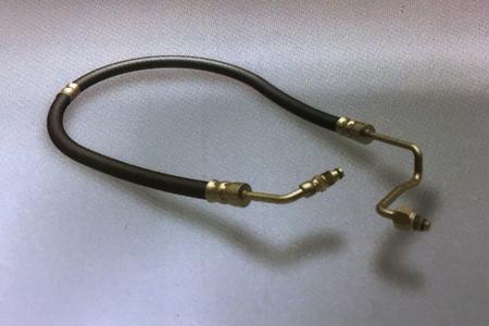 Steering Repairs - Replace Power Steering Hose - Houston