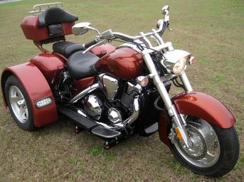 Honda Trike Kits For Sale | Trike on America