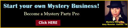 Start your own Mystery Business