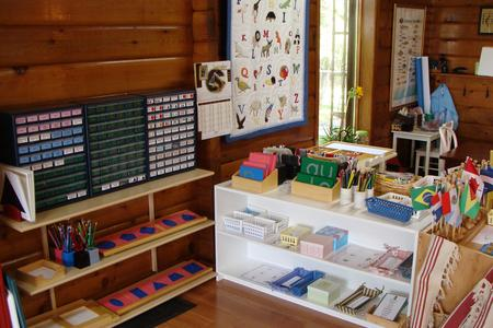 Overview Of The Primary Montessori Language Program