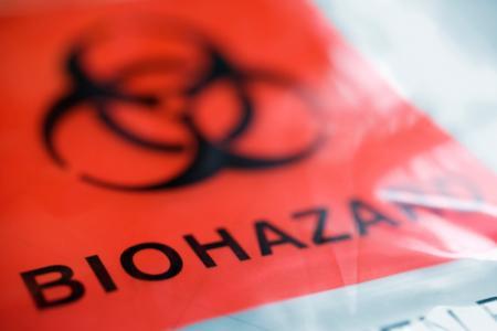 Image result for biohazardous waste