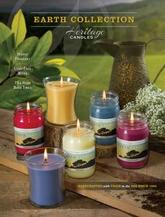 Heritage Candles Earth Candles Fundraiser