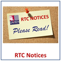 Darien RTC Notices