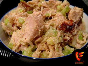 Honey Garlic Bourbon Turkey Salad-Chef of the Future-Your Source for Quality Seasoning Rubs