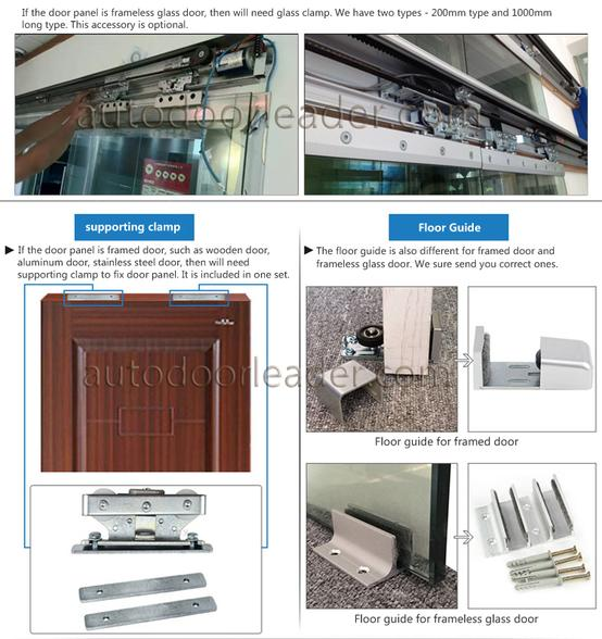 automatic sliding door introduce