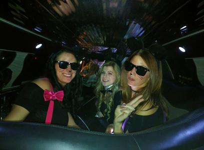 NYC Party limo birthday ideas