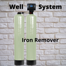 Iron Removal for Wells