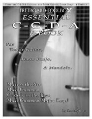 Essential CGDA E-Book Fretboard Toolbox
