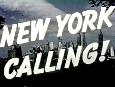 New York Calling screen shot.