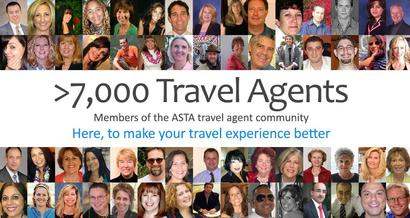 Easy Escapes Travel, Inc. - Proud Member of ASTA: American Society of Travel Advisors