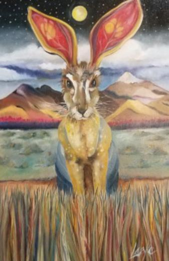 The Natural Accents Gallery of Taos, Featuring the works of Artist David Leake - Oils
