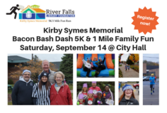 Kirby Symes Bacon Bash Dash