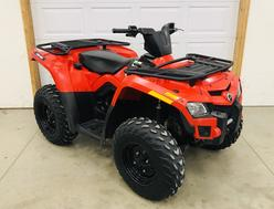 Can Am Outlander 400