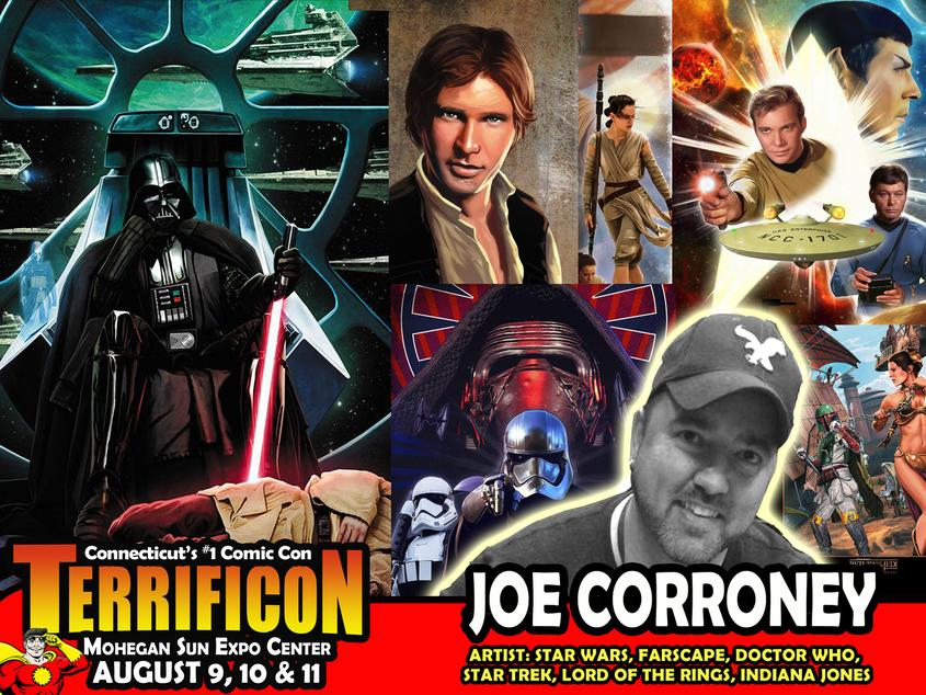 joe corroney TERRIFICON