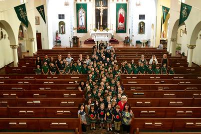 St. Rose-McCarthy Catholic School, Hanford, CA