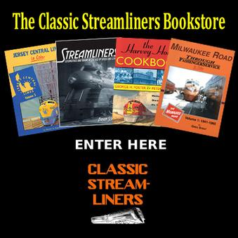 Click here to enter the Classic Streamliners Bookstore