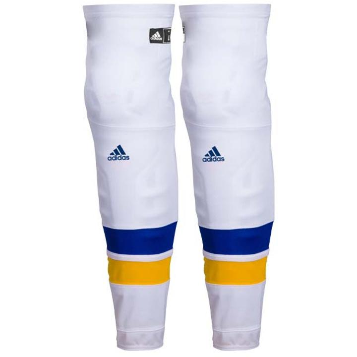 Adidas Hockey Team Game Socks St Louis White Adult Youth
