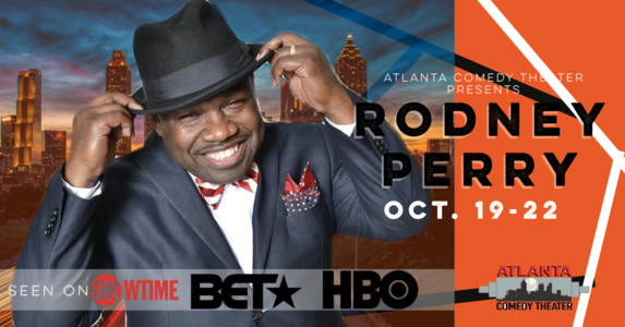 rodney perry,uptown comedy, atlanta punchline,