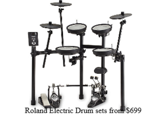 Alesis drum set