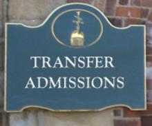 College Transfer Admissions Advisors