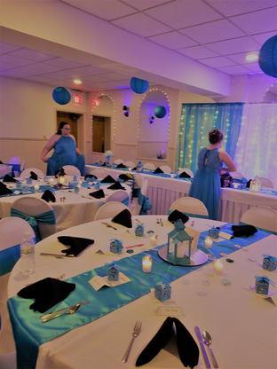 Kd Party Center Wedding Reception Venue Cleveland Ohio