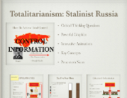 Totalitarianism Stalin PowerPoint