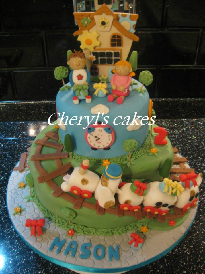 Cheryls Cakes Childrens Birthday Cakes