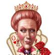 Funny Character, Queen Of Hearts