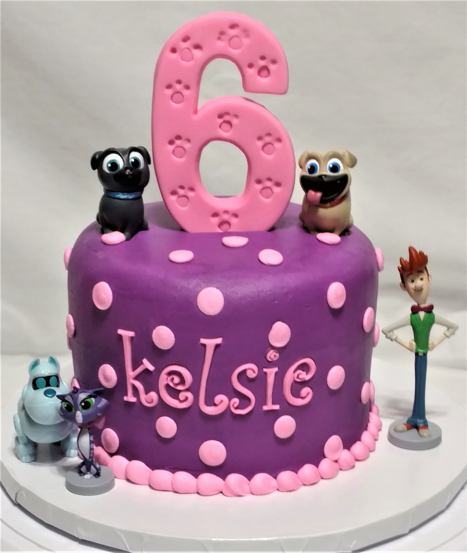 Custom Made Cakes And Cookies In West Girls Cakes 4 Doc Mcstuffins