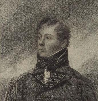 Major General Sir Rollo Gillespie - killed by the Gurkhas in 1814 during the war between Nepal and the British East India Company