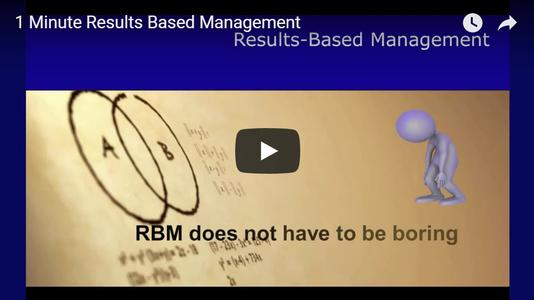Link to the Results-Based Management video animation