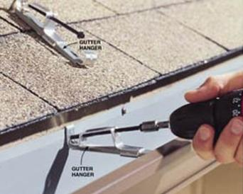 Houston contractor gutter installation; Houston gutter maintenance; gutter hangers; gutter cover installations in Houston; professional gutter installation in Houston; how to protect my gutters; roof gutter installations in Houston