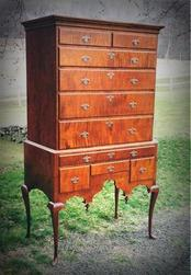 Flat Top Highboy