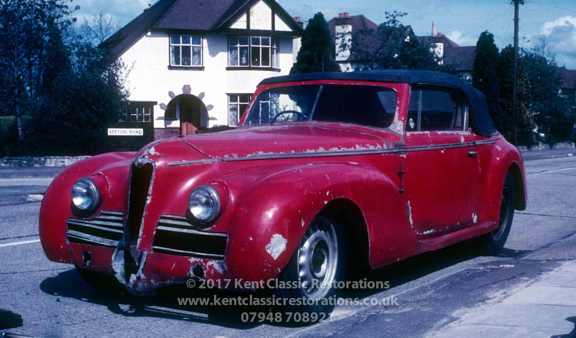 Car Restoration Fabrication Of Classic Vintage Cars Alfa Romeo Gt 1300 Junior Windscreen Wiper Motor