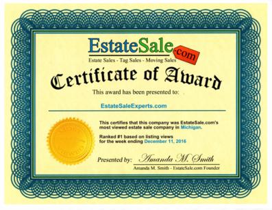 Estate Sale Experts - Estate Sales, Online Auctions