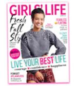 Girls' Life magazine book reviews