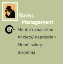 Stress management at Ondol Clinic Toowong