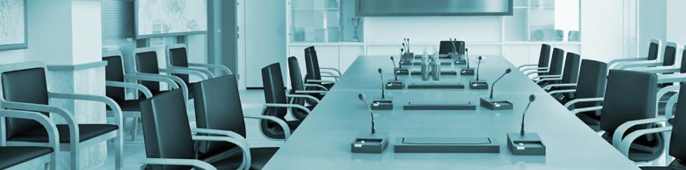 wichita commercial cleaning services for executive conference room