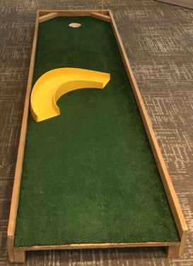 Portable Mini Golf Rental Chattanooga TN