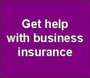 Get help with business insurance