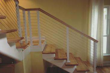 Cable Railing in Tampa Bay, FL | Tampa Bay Hand Railings