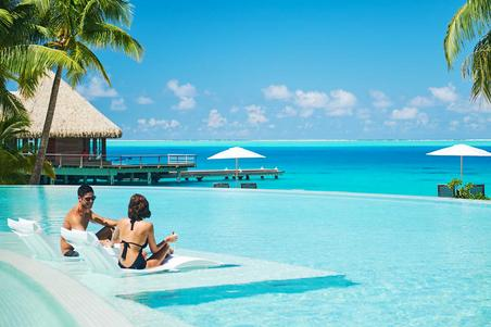 Multi Island Bora Bora and Moorea Tahiti Promo Package