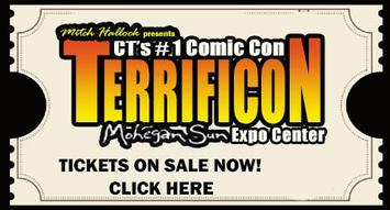 TERRIFICON TICKETS